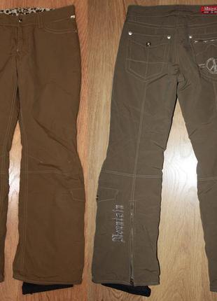 Лыжные штаны bogner 36р. германия