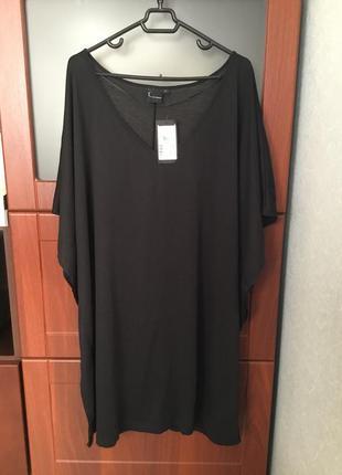 Платье,туника, блузон большого размера 18-20-22,наш 52-54-56