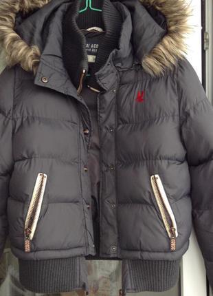 Женская зимняя куртка soulcal&co размер s