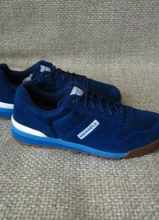 Кросівки замшеві нові оригінал merrell solo j91243 розмір 45 f9027bd1ab90b