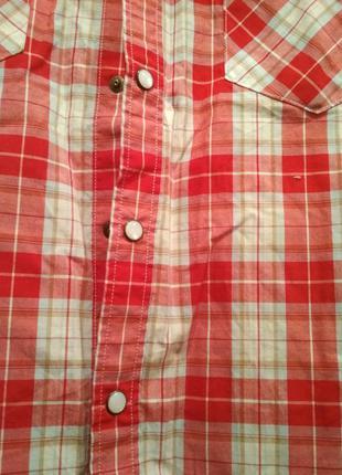 Рубашка известного бренда размер  я   l