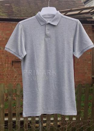 Мужская футболка поло (s) primark