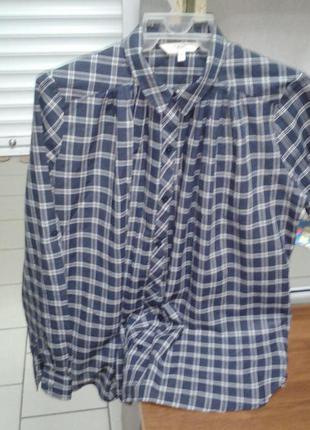 Рубашка -блуза в #.