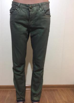Cavalli джинсы оригинал с напылением 28 р