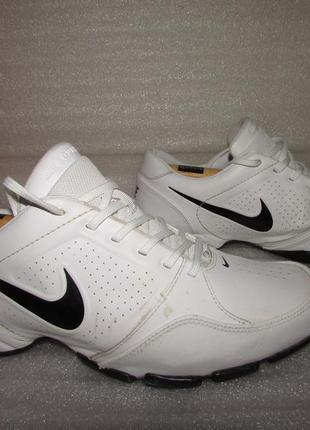 Мужские кроссовки натуральная кожа ~nike air toukol ~ вьетнам оригинал р 45 cb277874053dd