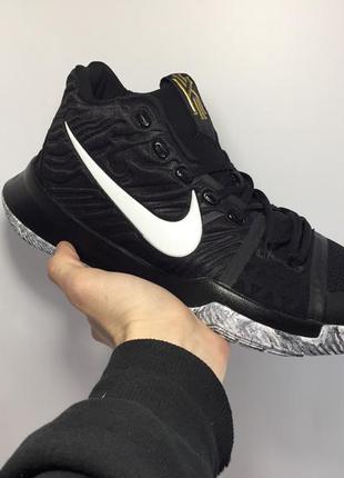 Баскетбольные кроссовки nike kyrie 3 bhm ep black 41-46р., цена ... 30129017159