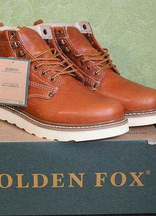 Мужские ботинки golden fox сша