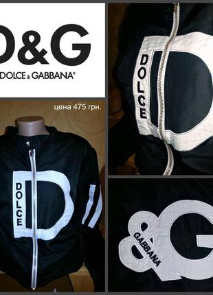 Dolce & gabbana, оригинал. р. xxl., демисезон , италия