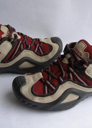 Треккинговые ботинки lowa al-x corfou gtx lo ws, р.38– 24,5 см.