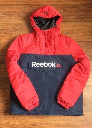 Анорак. спортивная демисезонная куртка