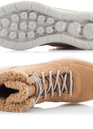 ... Ботинки утепленные женские skechers on-the-go  чёрная пятница -10%5 ca8ba16fb45