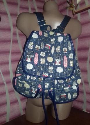 Очень классный модный рюкзак