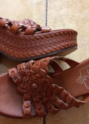 Стильные шлепанцы сабо сандалии бренд ash