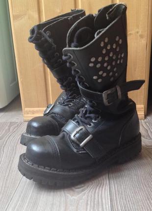 Оригинальные ботинки steel!