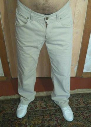Фирменные брюки motor