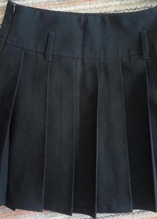 Школьная юбка фирменная