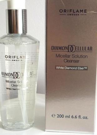 Мицеллярная вода  diamond cellular 21339
