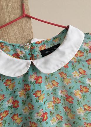 Воздушная блузка new look