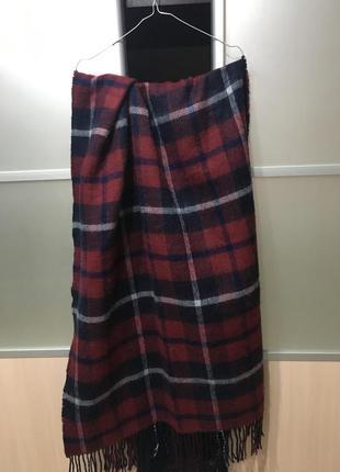 Дуже довгий і широкий шарф
