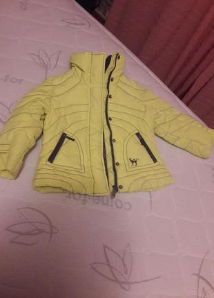 Детская куртка mexx