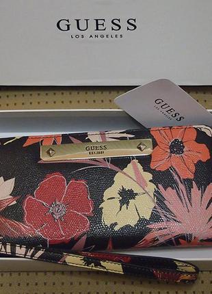 Кошелек портмоне guess floral оригинал