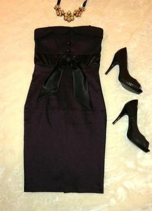 Облегающее платье с болеро