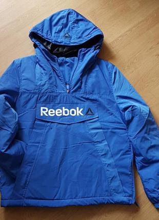 Анорак. спортивная демисезонная куртка2