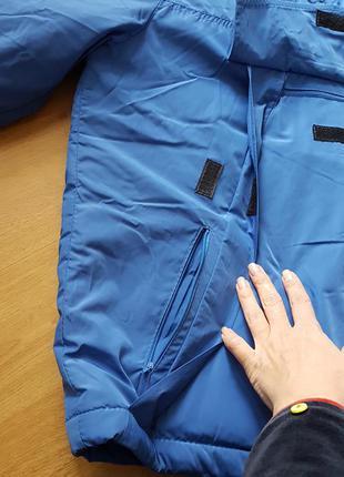 Анорак. спортивная демисезонная куртка5