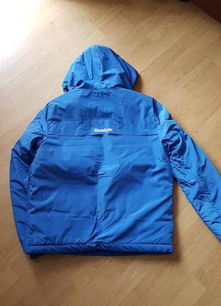 Анорак. спортивная демисезонная куртка3