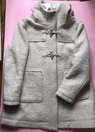 Пальто светлое c&a