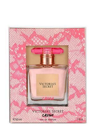 Духи victoria&rsquos secret crush eau de parfum 30ml оригинал виктория сикрет