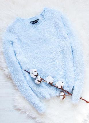 Голубой свитер-травка от dorothy perkins