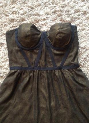 Шелковое платье asos! 100% шелк!