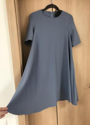 Платье свободного кроя mohito