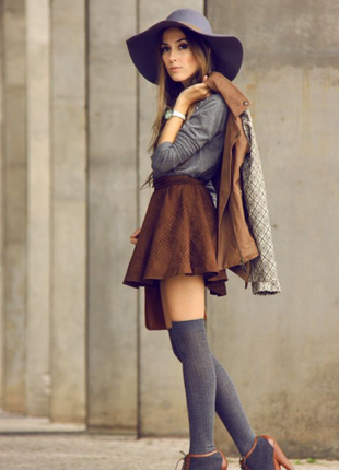 Модная шляпа блоггеров и звезд