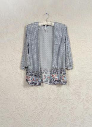 Накидка рубашка кофта кардиган пончо new look