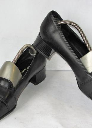 Туфли tamaris нат кожа1