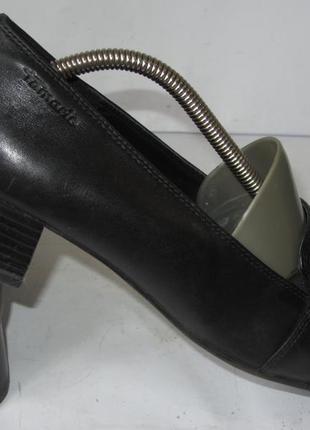 Туфли tamaris нат кожа3