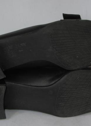 Туфли tamaris нат кожа5