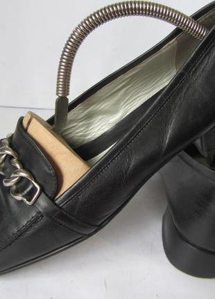 Туфли fabiani нат кожа