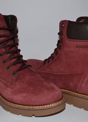 Ботінки (ботинки) dockers.