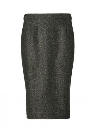 Крутая юбка-карандаш от sisley