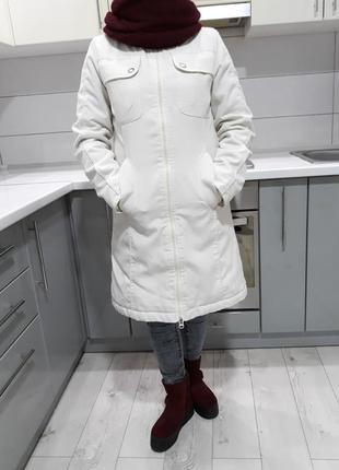 Зимове пальто-куртка