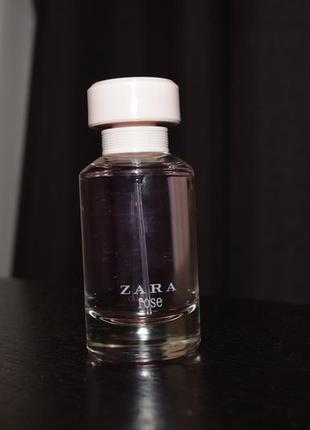 Духи zara rose 50 ml, оригинал испания
