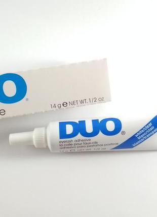 C970 белый клей для ресниц 14 грамм, duo usa