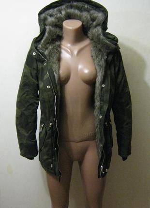 Куртка  парка от h&m новая арт.140