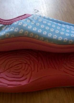 Акватапки обувь для бассейна