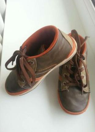 Кеды ботинки туфли c&a