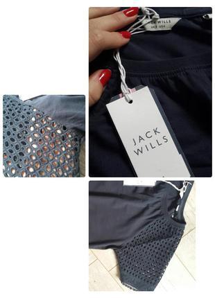 Класная блуза / футболка от jack wills