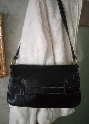 Кожаная сумочка jane shilton